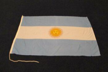 Argentinie vlag