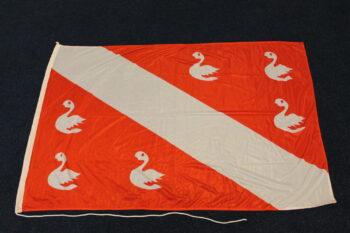 Bergen vlag 100x150cm