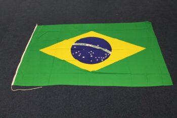 Brazilie vlag