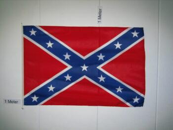 Confederate vlag 100x150cm