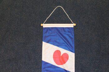 Friesland wimpel logo