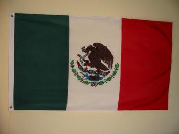 Mexico vlag