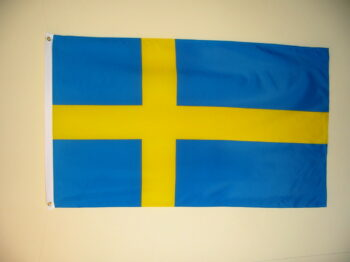 Sweden1 vlag
