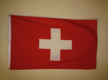 Zwitserland vlag