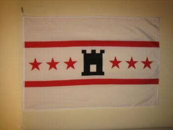 drenthe vlag