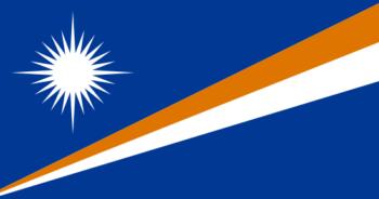 Vlag van Marshalleilanden