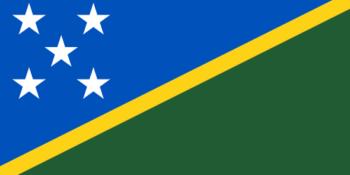 Vlag van Salomonseilanden