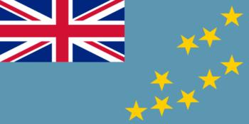 Vlag van Tuvalu