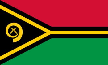 Vlag van Vanuatu