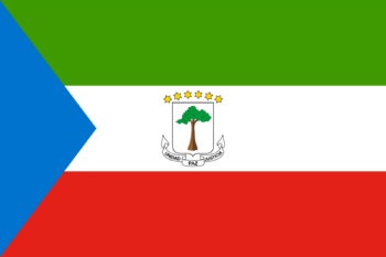 Equatorial Guinea vlag