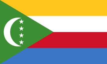 Komoren vlag