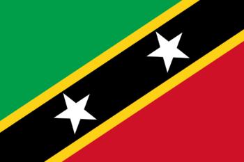 St. Kitts & Nevis vlag