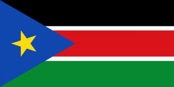 Zuid Soedan vlag