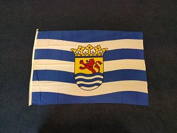 Zeeuwse vlag van Zeeland
